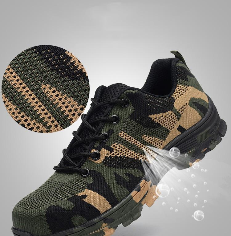 Indestructible Shoes Military Work